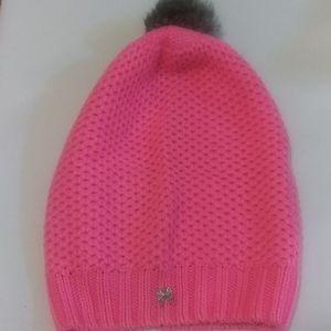 Victoria Secret Winter Pink Hat